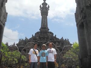 Berkunjung ke Museum Perjuangan Rakyat Bali